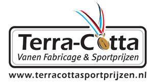 Terra cotta sportprijzeniljahuner